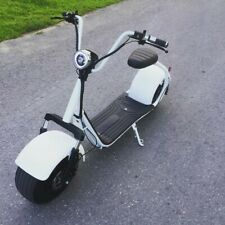 Big Wheel Fat Tire Electric Scooter for Adults 1500W 60A Citycoco