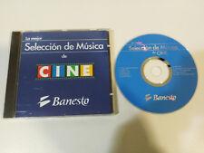 SELECCION DE MUSICA DE CINE SOUNDTRACK STAR WARS BATMAN RETURNS EXPEDIENTE X CD