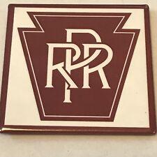 "PENNSYLVANIA RAILROAD (PRR) MAGNET,  2""  NEW"