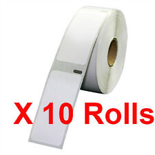 10 X 11352 Compatible Printer Address Shipping Labels Roll for Dymo Seiko  C