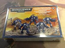 40K Warhammer Space Marine Terminator Assault Squad Close Combat Box NIB
