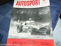MACAU GRAND PRIX 1958 ASTON MARTIN DB3S CHAN LYE CHOON MEADCRAFT SKIMMER 1 BOAT