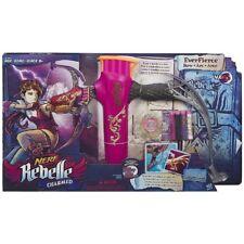 Nerf Rebelle Charmed Everfierce Bow Educational Toys Books