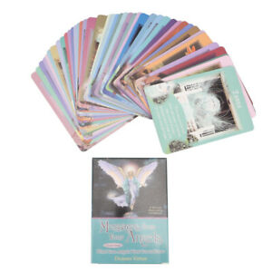 Messages from Your Angels: Oracle Cards (Deck) by Virtue PhD, Doreen Cards Book