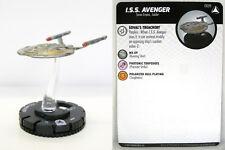Heroclix - #009 i.s.s. Avenger-Star Trek Tactics IV