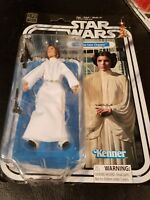 "STAR WARS 40th ANNIVERSARY 6"": PRINCESS LEIA ORGANA"