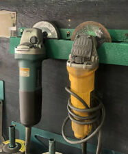 Double Heavy Duty Angle Grinder Holder
