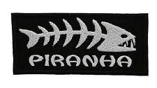 Piranha embroidered MC PATCH