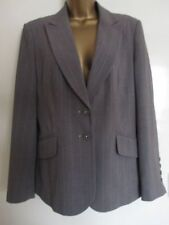 Polyester Striped Regular Size Suits & Tailoring for Women