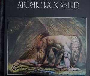 ATOMIC ROOSTER-DEATH WALKS BEHIND YOU-REED. LP AKARMA 2001-  NEUF SCELLE