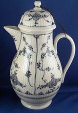 Nice Antique 18thC Closter Veilsdorf Porcelain Coffee Pot Porzellan Kanne German