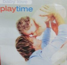 Baby Love: Play Time SONGS  ,NEW! CD FREE SHIP! 21 SONGS SING, CLAP ,DANCE