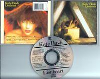 KATE BUSH Lionheart CD ALBUM EMI HOLLAND 7 46065 2 3 MINT FREEPOST
