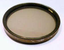 Tiffen 67mm Filter Linear polarizer Polar PL USA Copper color rim