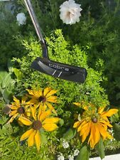 Cobra Greg Norman Putter in Luxurious Black Nickel Plating