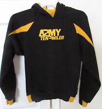 Army Ten-Miler Youth Large Hoodie Sweatshirt by Sport-Tek