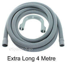 BOSCH Washing Machine Drain Hose Washer Dryer Outlet Water Pipe 4m 19 & 22mm