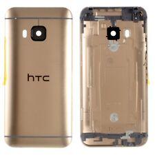 CARCASA TRASERA TAPA BATERIA HTC ONE M9 DORADO