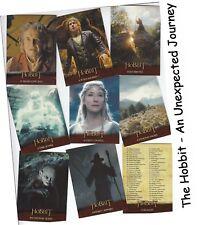 An Unexpected Journey 101 Card Basic//Base Set 2014 Cryptozoic The Hobbit
