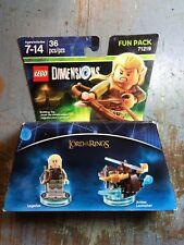 NIB LEGO Dimensions Lord of the Rings Fun Pack 71219 Legolas Minifigure