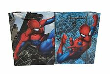 6pcs Marvel Spiderman Party Goodie Bags Party Favor Paper Gift Bags