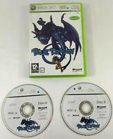 Jeu XBOX 360 VF  Blue Dragon  UNIQUEMENT disques 2 et 3  Envoi rapide et suivi