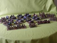ASSYRIAN ARMY WELL PAINTED METAL MODELS 25/28MM - MANY UNITS TO CHOOSE FROM