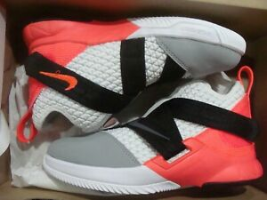 NIKE LEBRON SOLDIER XII SFG (PS) AO2912 102 SIZE 11C~3Y