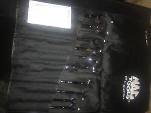 MAC Tools 10Pc. Metric Combination Wrench Set 10-19mm SCLLM102KS