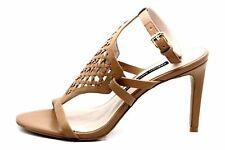 French Connection Womens Linny Platform Dress Sandal Safari Sands 38.5 EU 8 US