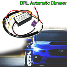 Car LED Daytime Running Light Time Delay Relay DRL Controller Automatic Dimmer
