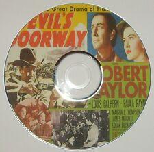 WESTERN 21: DEVIL'S DOORWAY (1950) Anthony Mann Robert Taylor, Calhern, Raymond