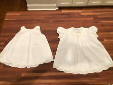 Vintage Feltman Brothers Infant Gown and Slip
