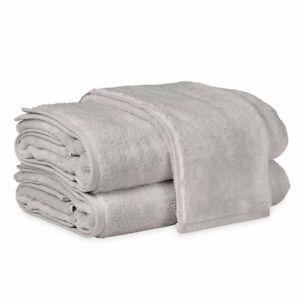Matouk Milagro Sterling Bath Towels