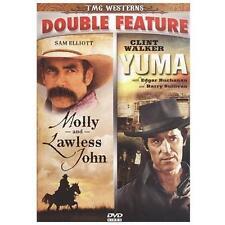 Molly & Lawless John/Yuma - Double Feature! NTSC, Color, Multiple Formats