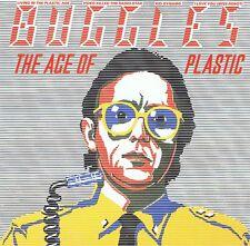 Buggles - Age Of Plastic - CD Album Neu - Video Killed The Radio Star