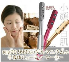 CANET FACE ROLLER  JAPAN GERMANIUM 99.9% MASSAGER