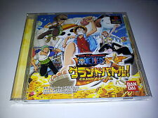 ONE PIECE GRAND BATTLE! SONY PLAYSTATION L VIDEOGAMES PS JAP JAPANESE PSX PS1