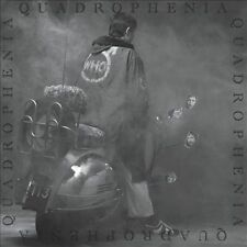 "1 CENT CD Quadrophenia - The WHO Super Deluxe 5CD/1DVD-Audio/1-7"" box NEW SEALED"