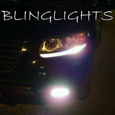 Xenon Fog Lamps Driving Lights Foglights Kit for 2007 2008 2009 Hyundai Santa Fe