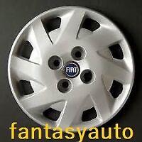 """Fiat Punto S 188 Dal 1999 >  1 Una Borchia Coppa Ruota  Copricerchio 13""""  1201"""