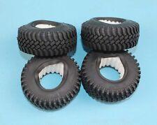 "1/10 crawler tire set 1.9"" with foam insert -4 pcs 100mm"