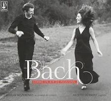 Bach Comme Un Air De Passion 3760067550210 CD