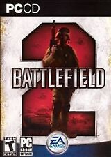 SEALED Battlefield 2 PC Games Windows 10 8 7 XP Computer shooter multiplayer fps