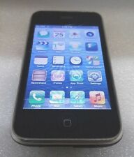 APPLE IPHONE 3GS 16GB BLACK - MODEL A1303 (AT&T) -CRACKED GLASS READ BELOW