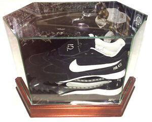 Mariano Rivera Signed 2013 final season Game issued Cleat Case Steiner coa HOF