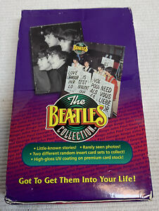 The Beatles Collection Trading Cards The River Group