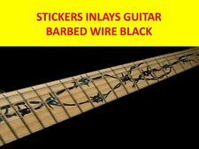 STICKERS INLAY BARBED WIRE BLACK VISIT OUR STORE WITH MANY MORE MODELS