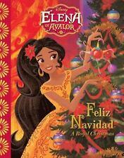 Elena of Avalor Feliz Navidad : A Royal Christmas by Disney  NEW 1st Edition
