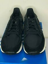 ADIDAS Forest Grove women's Core Black-White Low Top Trainers shoes size 7